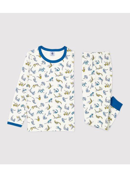 Petit Bateau Pyjama | Cheetahs