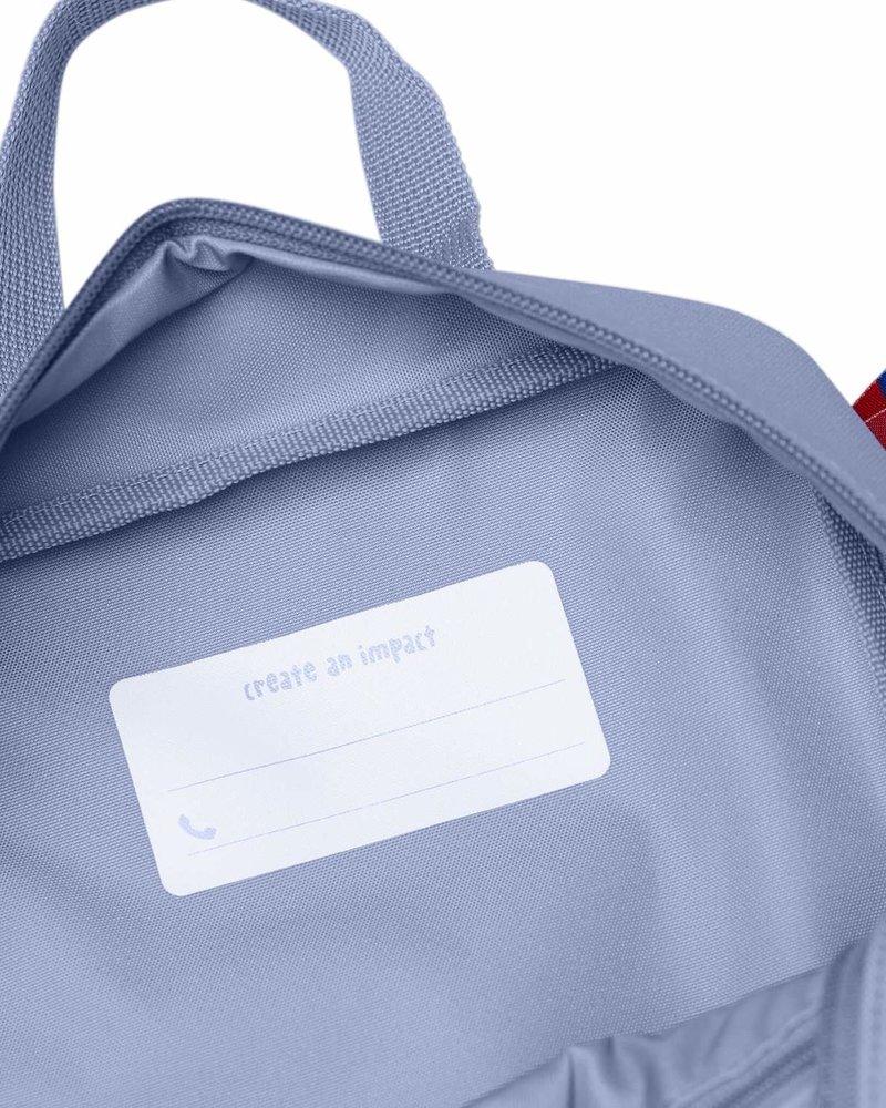 Got Bag Kleuterrugzak uit ocean plastic | Blue waters