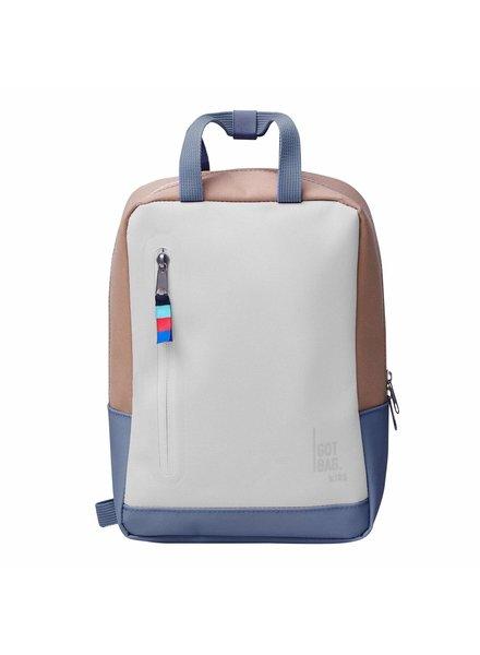 Got Bag Kleuterrugzak uit ocean plastic | Soft shell multi