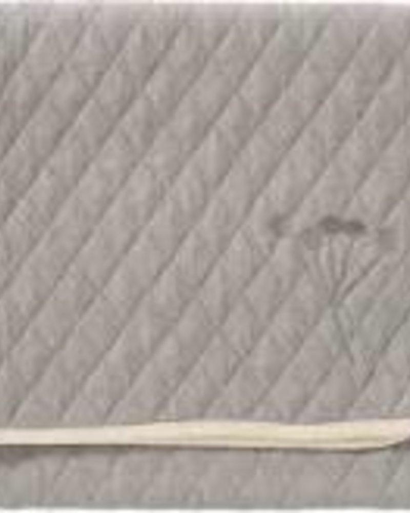 Fresk Deken Nordic Gull grey 100 x 150 cm