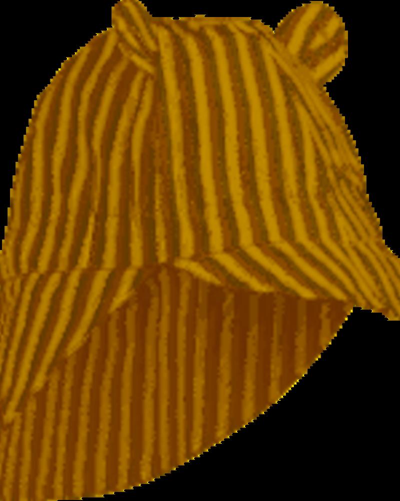 Liewood Gorm zonnehoedje | Peach - sandy - yellow mellow