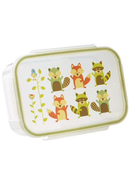Sugarbooger Bento brooddoos | What did the fox eat