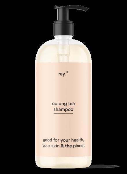 ray. Shampoo 500ml   Oolong tea