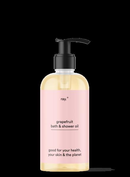 ray. Bath & shower oil 250ml   Grapefruit