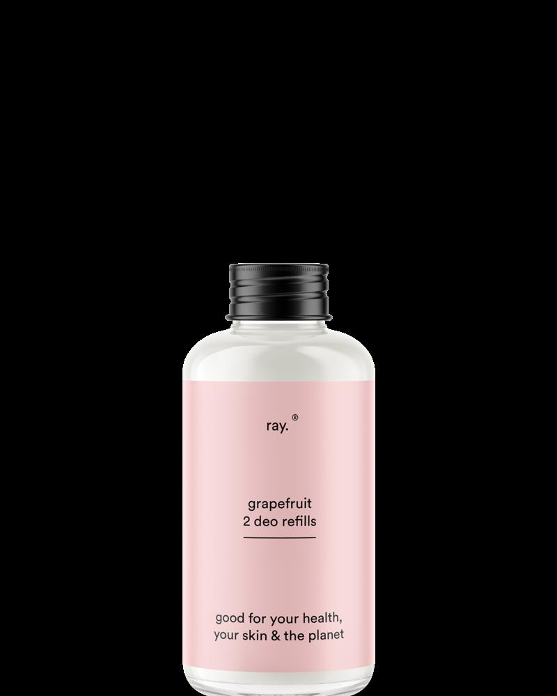 ray. Deodorant refill 100ml   Grapefruit
