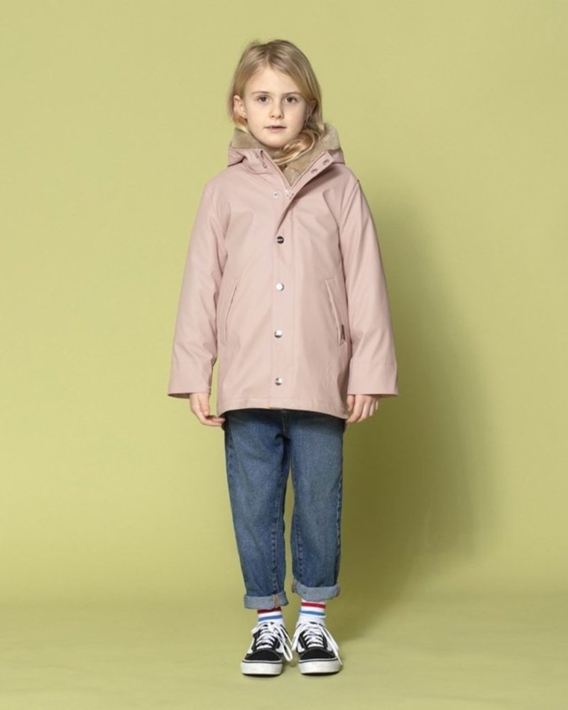 Gosoaky 3-in-1 winterjas | Evening pink