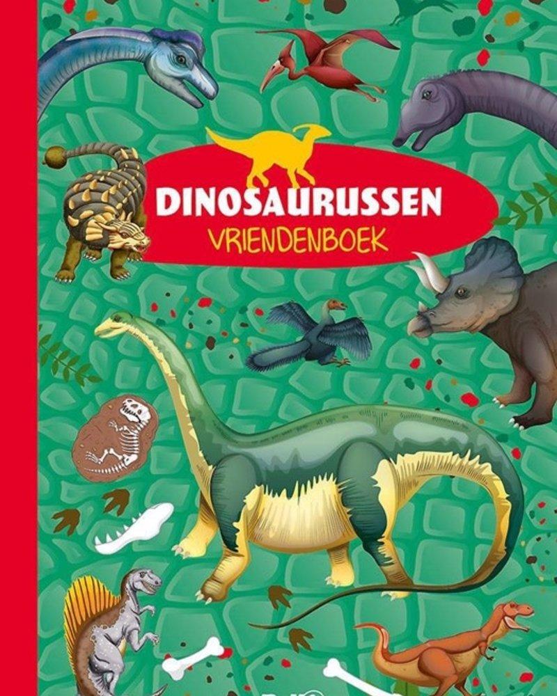 Ballon Dinosaurussen - vriendenboek