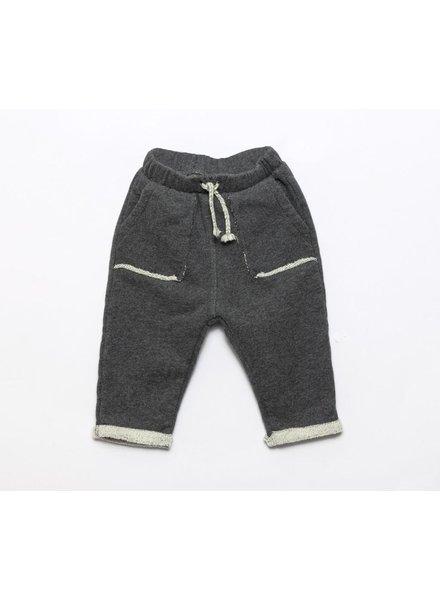 Fleece broek | Frame melange