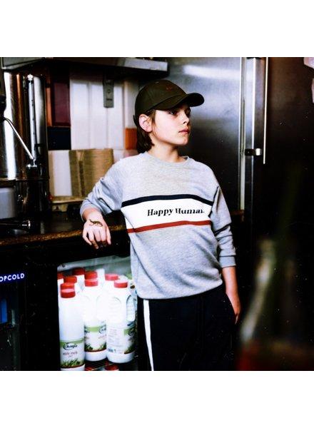 Cos I said so Grijze sweater | Happy human