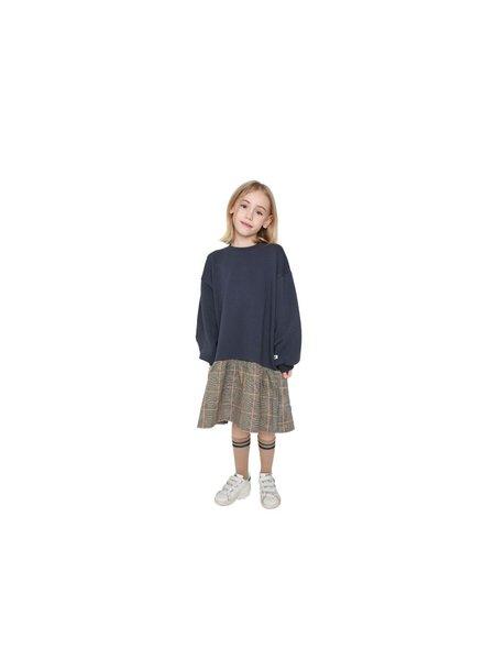 Cos I said so Volant sweater dress