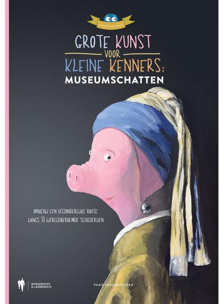 Grote kunst voor kleine kenners : Museumschatten (groot formaat)