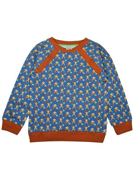 ba*ba Sweater all over print  Bodybuilder
