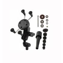 RAM Combination stem mount, short arm, X-grip