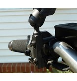 RAM Mounts RAM CYCLE HANDLEBAR BASE W/ 1 BALL