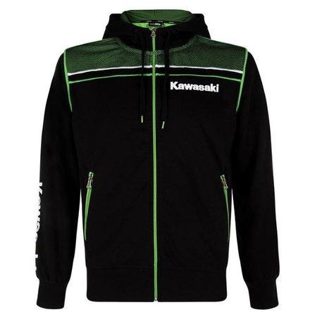 Kawasaki  Kawasaki Sports hooded sweatshirt sweater met capuchon