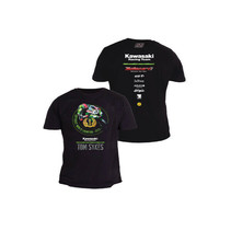 KAWASAKI T-SHIRT TOM SYKES