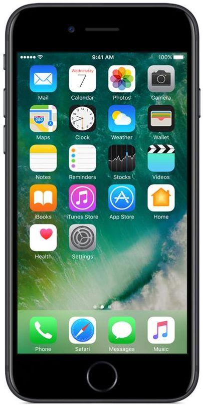 Apple iPhone 7 32GB Zwart