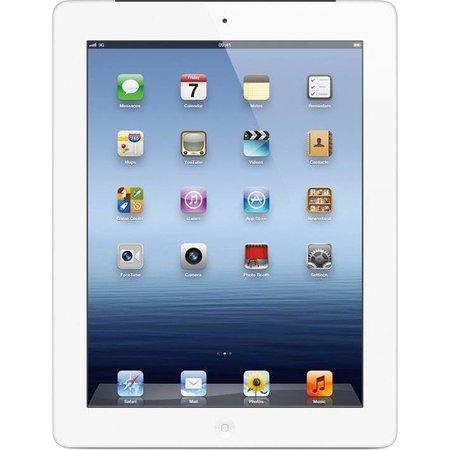 iPad 4 Wit 16GB + 4G