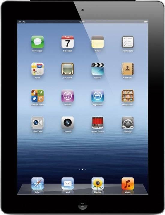 iPad 3 Zwart 16GB + 3G