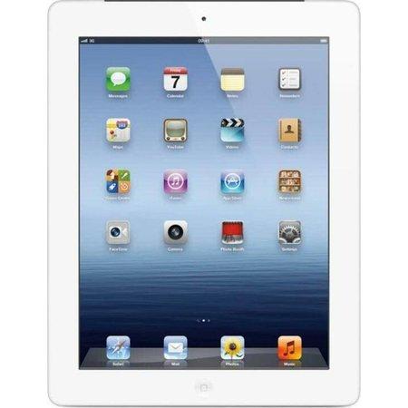 iPad 3 Wit 16GB + 3G
