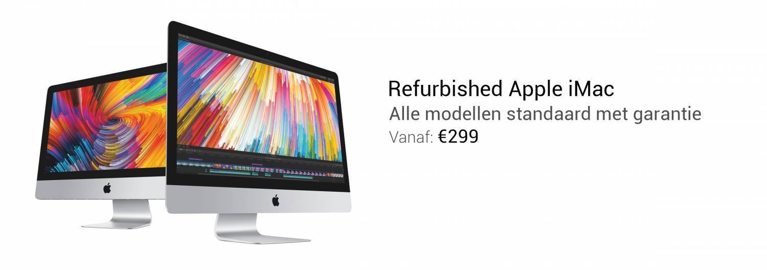 Refurbished Apple iMac