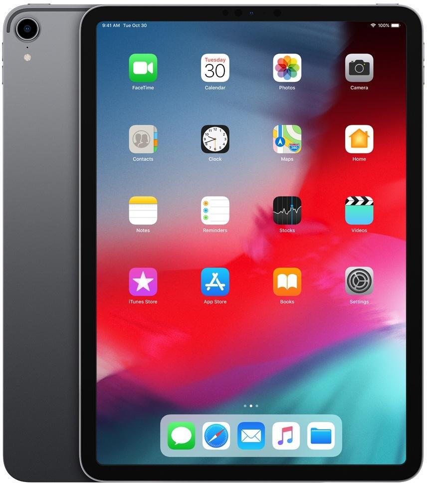 "Apple iPad Pro 11"" (2018) 64GB Space Gray"