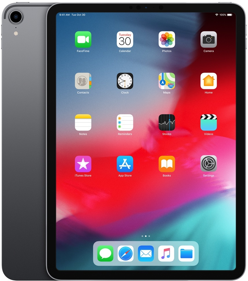"Apple iPad Pro 11"" (2018) 256GB Space Gray"