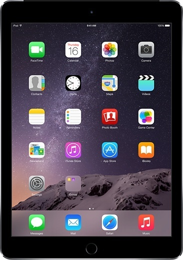 Apple iPad Air 2 32GB Space Gray