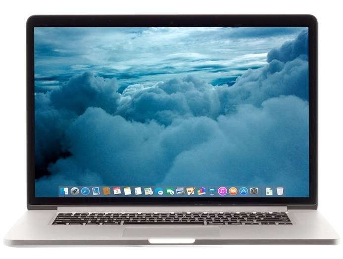 "Apple Macbook Pro 15"" Mid 2012 2,3Ghz i7 256GB SSD"