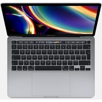 Macbook Pro 13.3-inch 2020 Space Gray - Nieuw