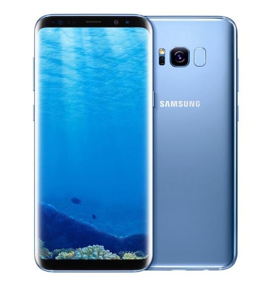 Samsung Galaxy S8 Plus 64GB Coral Blue