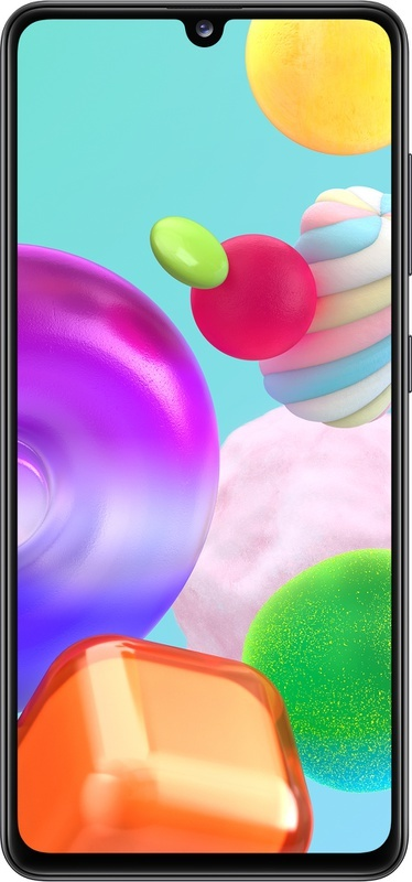Samsung Galaxy A41 64GB Prism Crush Black