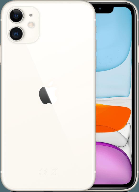 Apple iPhone 11 64GB Wit