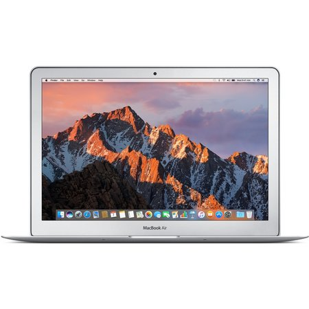 "Apple Apple Macbook Air 13,3"" 2017 Silver 1,8GHZ/ 8GB/ 128GB"