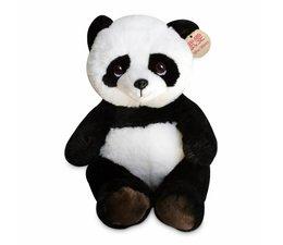 Pandasia Pluche panda Wu Wen - sitting 28 cm