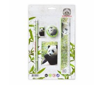 Pandasia Stationery set - set of 6