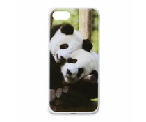 Pandasia Handyhülle Pandas - Apple iPhone 7