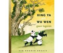 Pandasia Het Gouden Boekje 'Xing Ya en Wu Wen gaan logeren'