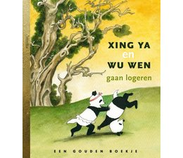 Das Gouden Boekje 'Xing Ya en Wu Wen gaan logeren'