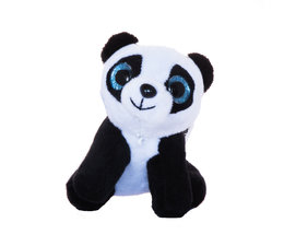 Pandasia Key ring Panda - blue eyes