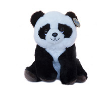 Plush panda floppy medium