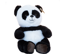 Pandasia Plush panda sitting large