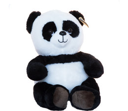 Pandasia Pluche panda sitting groot