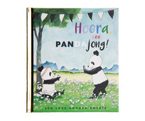Pandasia The Golden Book 'Hooray, a panda cub!'