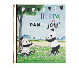 Pandasia The Golden Book 'Hooray, a panda cub!'