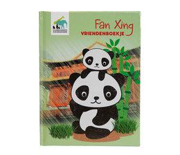 Fan Xing vriendenboekje