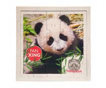 Pandasia Puzzel Fan Xing