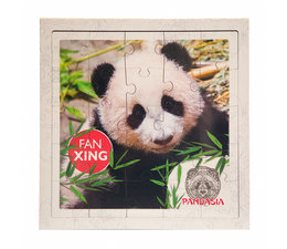 Pandasia Puzzel Fan Xing Ouwehands Dierenpark