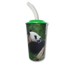 3D Tasse Xing Ya und Wu Wen