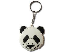 Panda keychain PVC